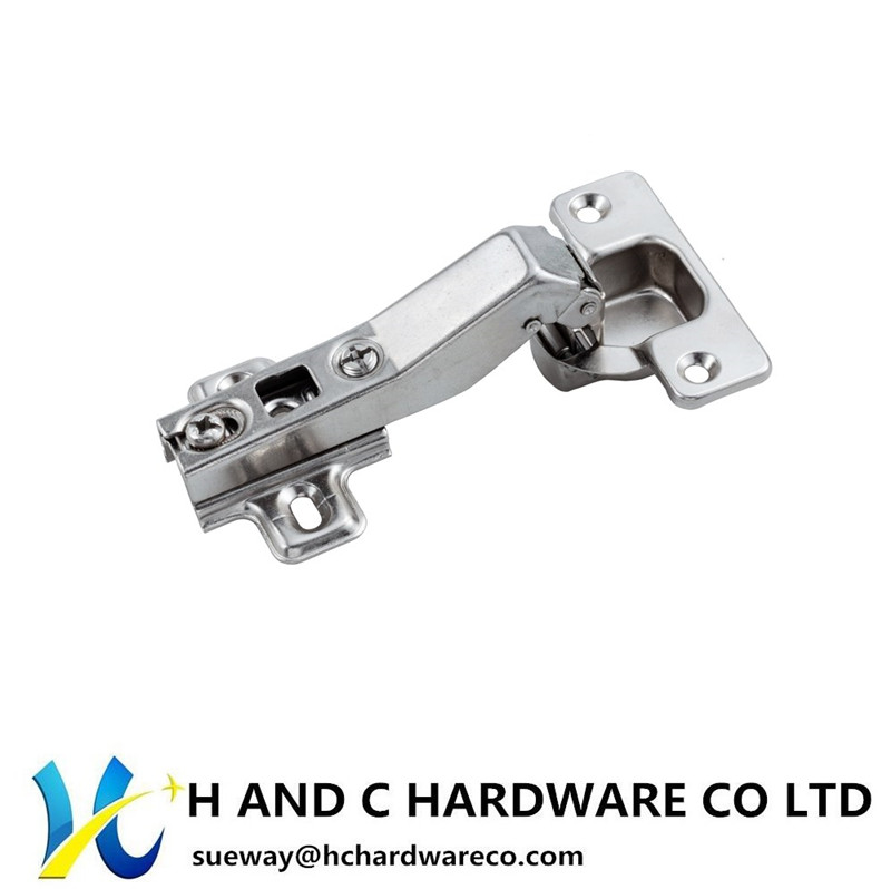 45degree Angle Hinge, Slide On, Two Way