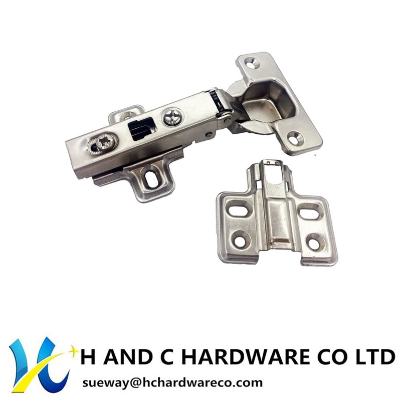 Clip on Hinge Two Way