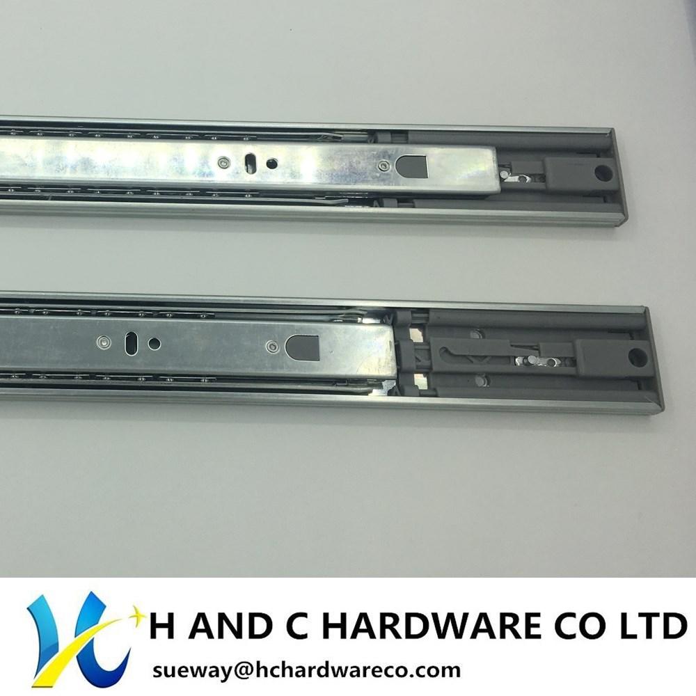 HH4504 Push open , Ball Bearing Slide