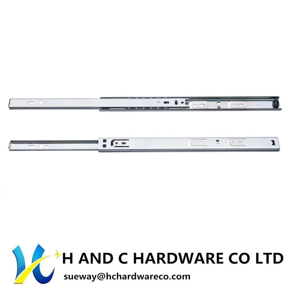 HH2701 Ball bearing slide ( Metal drawer )