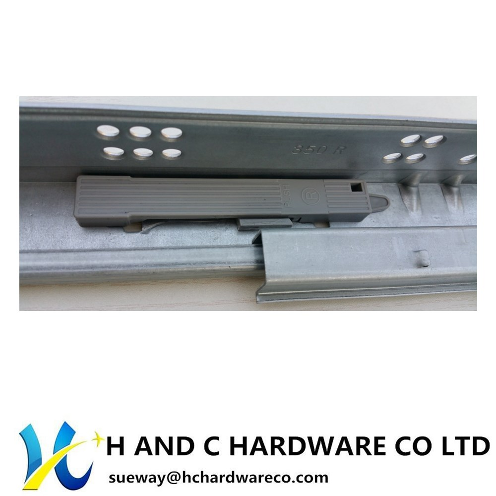 K3002 Push open , Full Extension Concealed Undermount Slide