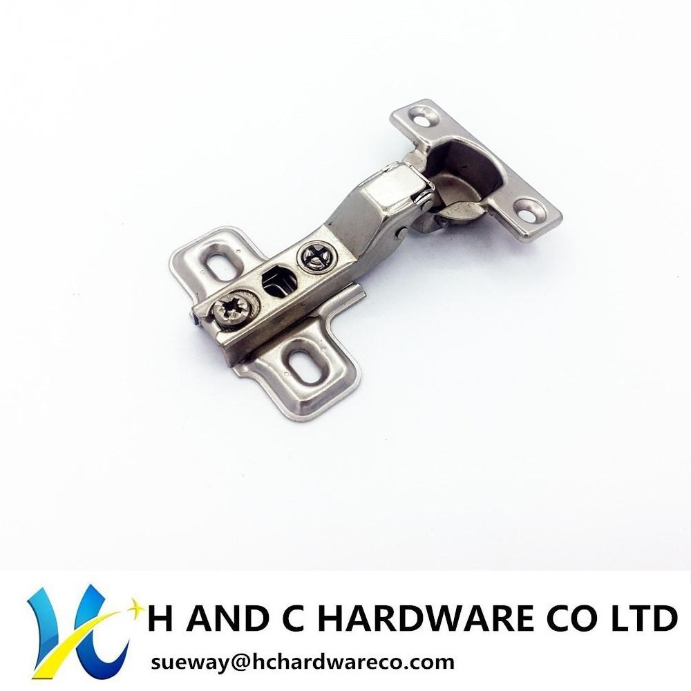 26mm Cup Hinge, Slide on hinge , One Way
