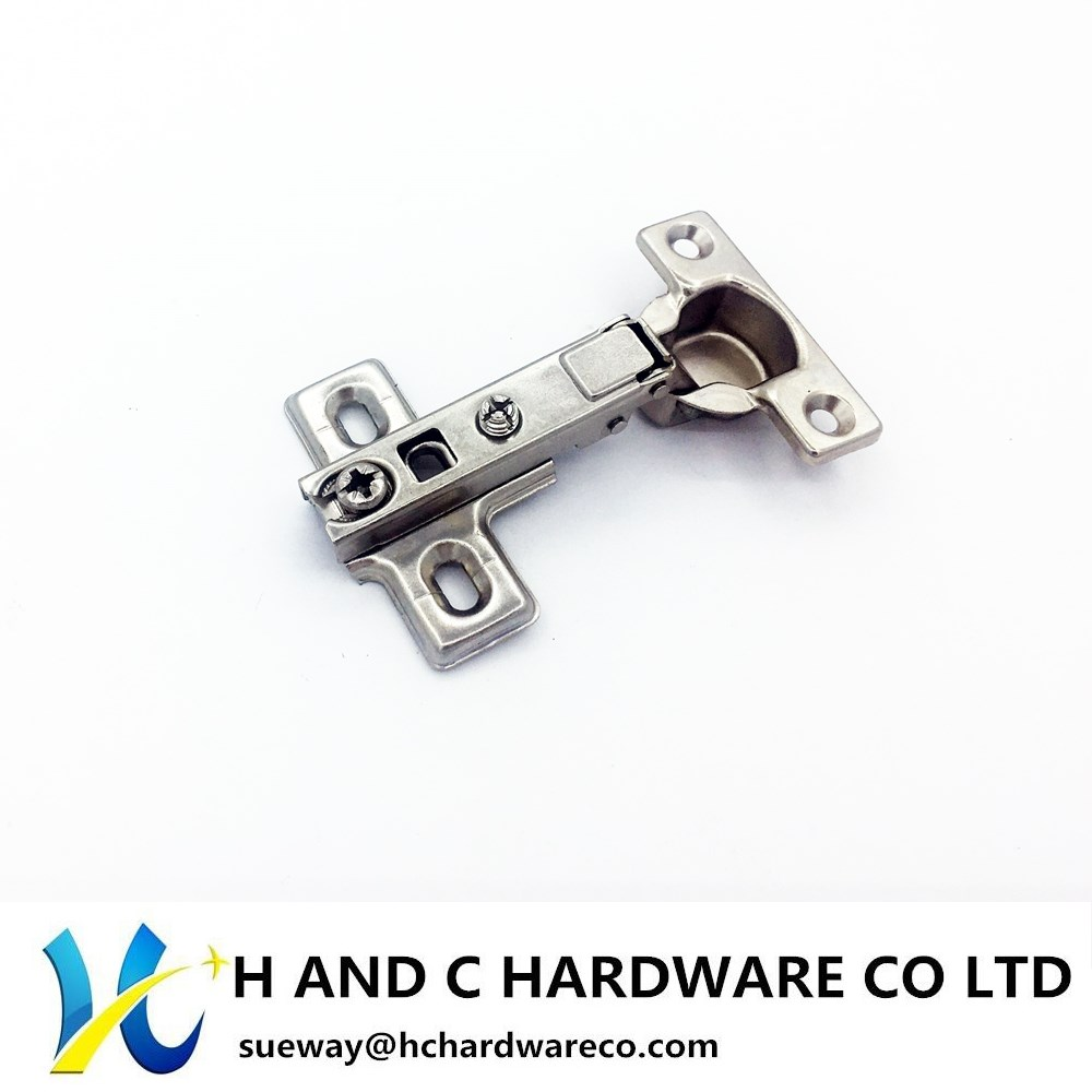 26mm Cup Hinge, Slide on hinge , One Way