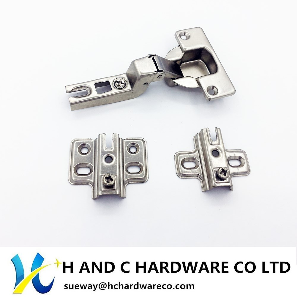40MM Cup Slide On Hinge, Two Way