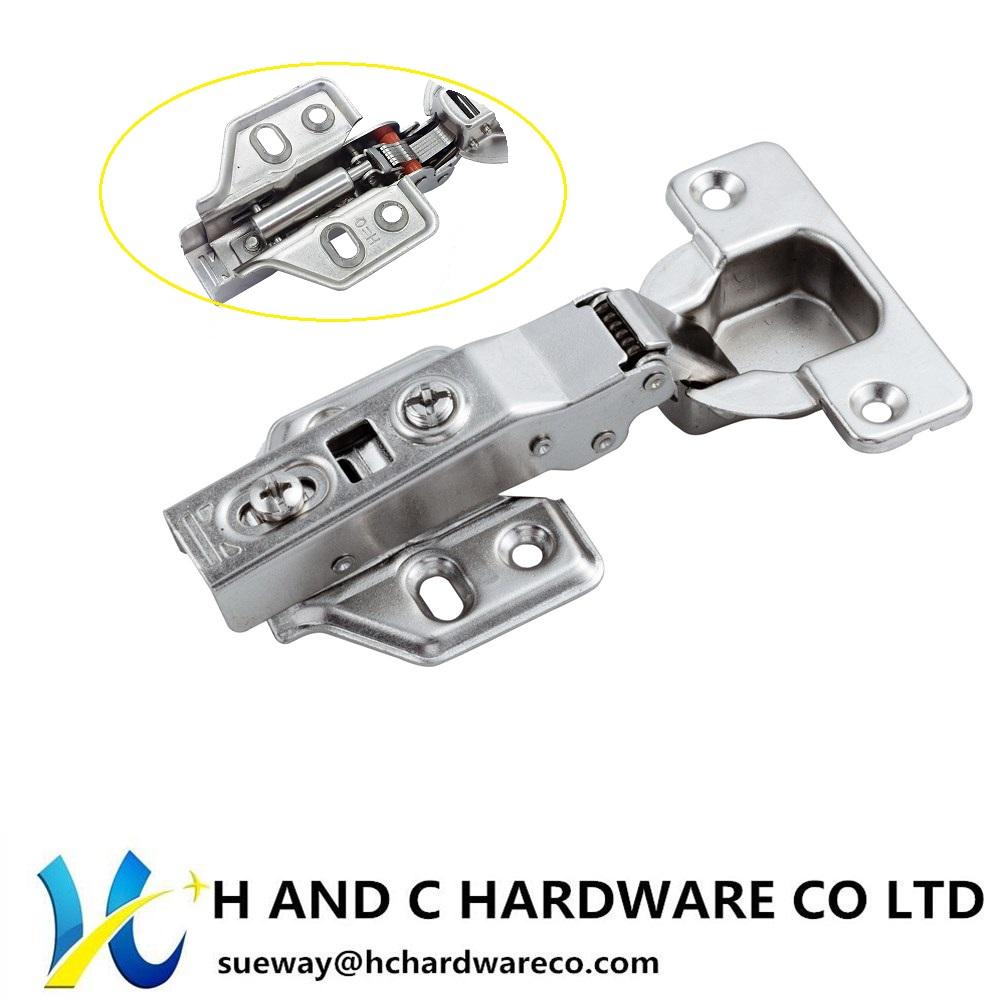 Hydraulic Hinge Fixed Plate