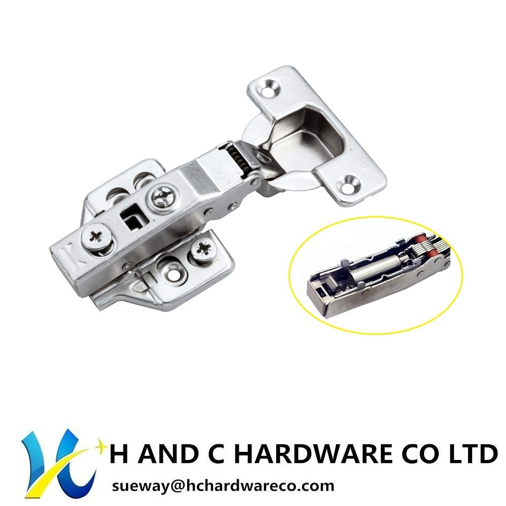 3D Hydraulic Hinge , Clip On