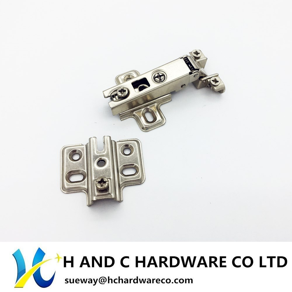 Aluminum Doorframe Hinge, Slide on
