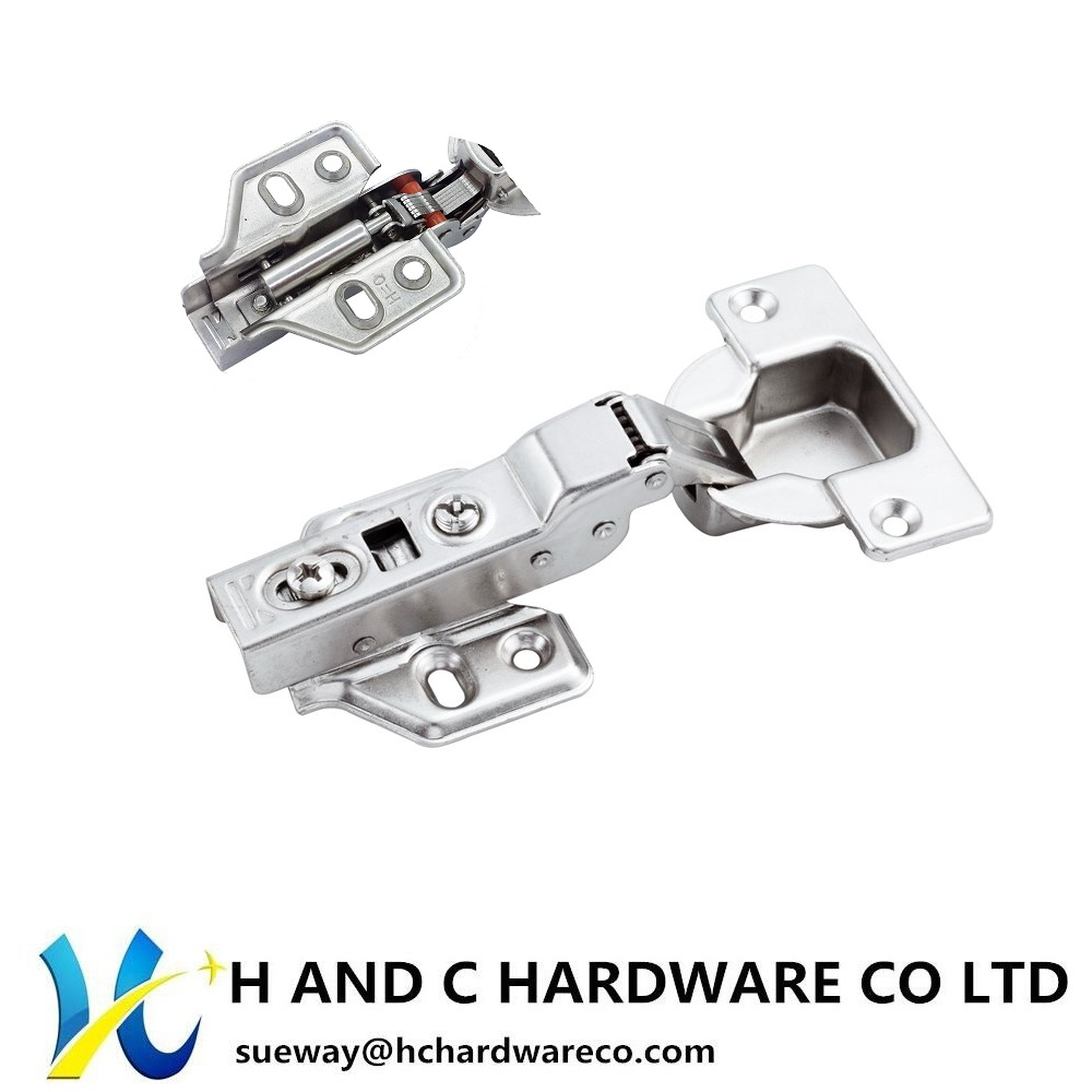 40MM Cup Hydraulic hinge, fixed plate