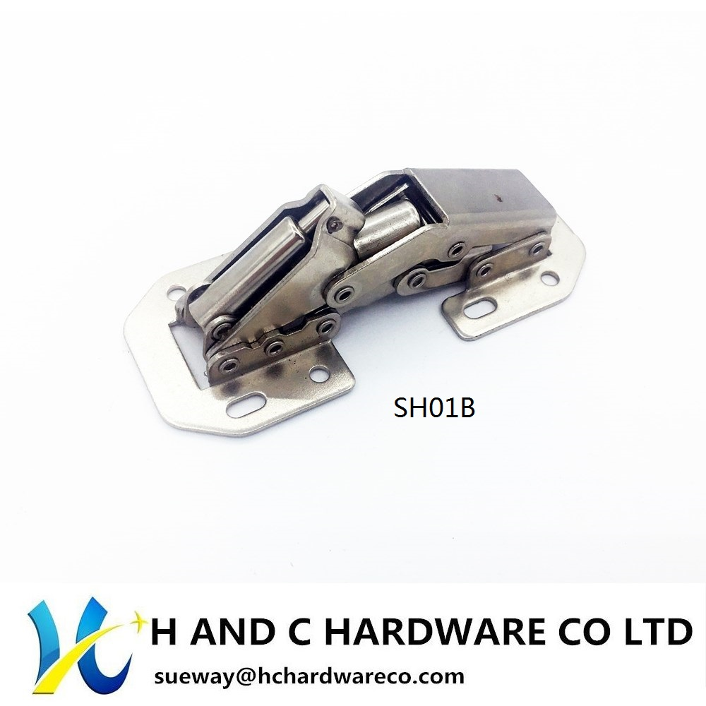 Special Soft close angle hinge , Bridge hinge