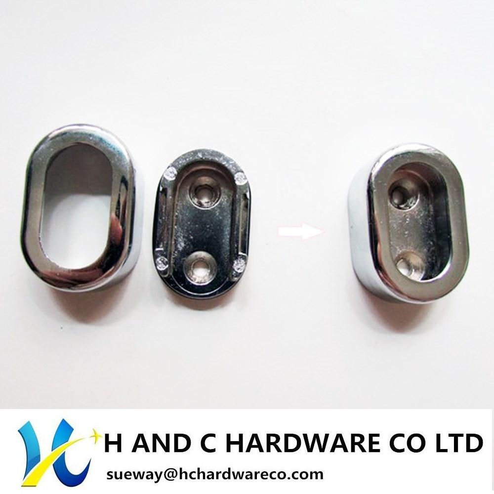 Oval Tube Holder E04