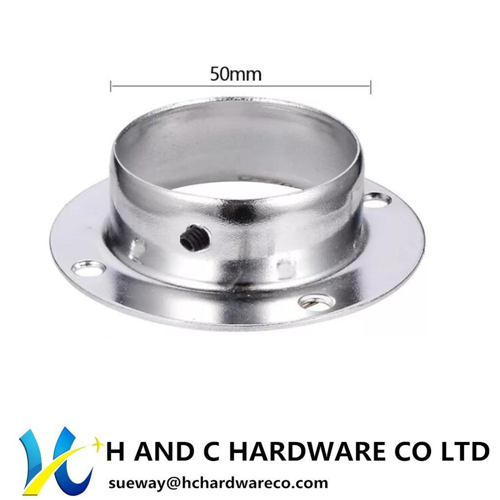 50mm Steel Round Tube Holder