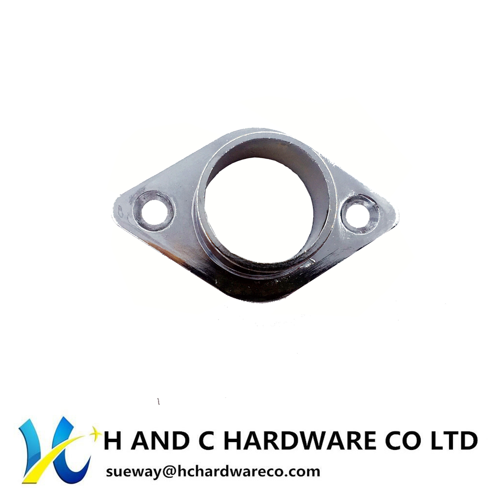 Round Tube Holder Alloy A02