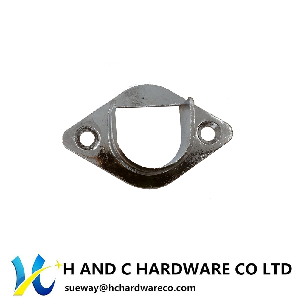 Round Tube Holder Alloy A02B