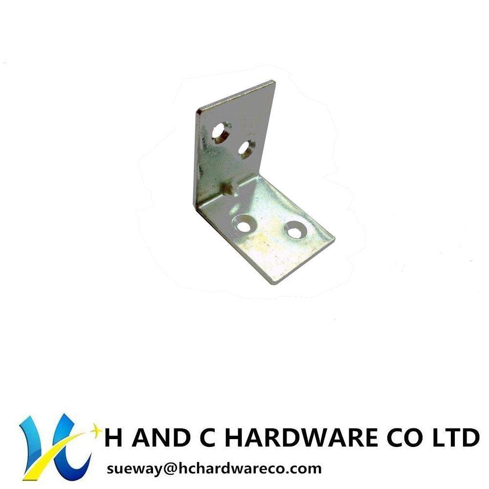 Steel corner 30x24.5mm