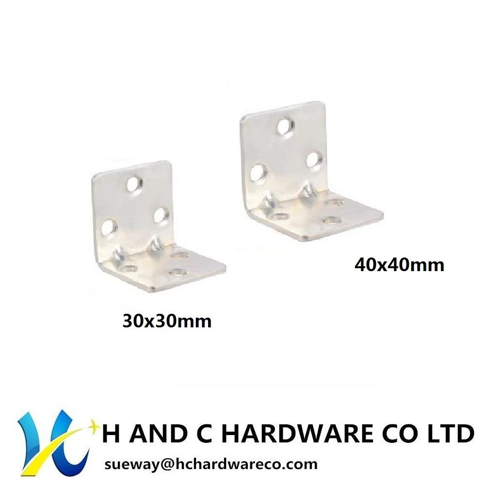 Steel corner 30x30mm