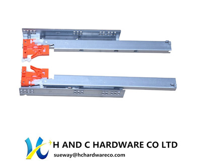 What Kinds of Slide Rails for Cabinet Drawers?